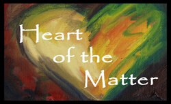 heart of the matter blog